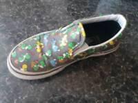 Lost shoe kids size 11 city centre