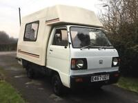 Honda Acty Romahome 1987 (De-Mountable Body Complete with Pick-Up Truck Sides & Tailgate)