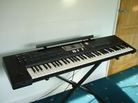 ROLAND BK9 76 note arranger keyboard
