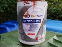 Gale Force Red anti fouling