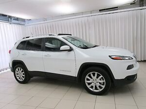 2016 Jeep Cherokee HURRY!! DON'T MISS OUT!! LIMITED 4X4 SUV w/ L
