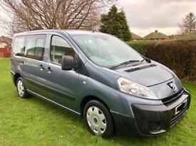 """PEUGEOT EXPERT 2.0 HDI TEPEE COMFORT 6S """"9SEATER"""" EXCELLENT CONDITION"""