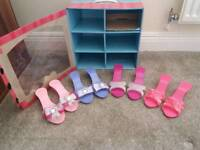 ELC dressing up shoes