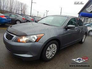 2010 Honda Accord Sedan LX * 44,19$/sem *
