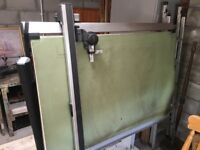 A0 Mutoh drafting board- free for collection only