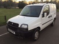 2004 Fiat Doblo 1.9 JTD SX Panel Van 4dr FULL SERVICE HISTORY 1 Owner from 2007 @07445775115@