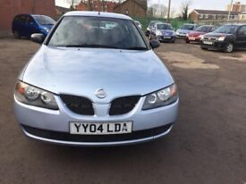 Nissan Almera '' Reduced Price'' 2004 Automatic Gearbox 1.8 L