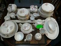 Bohemia china #27456 £30