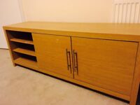 TV Unit - Oak, from NEXT store