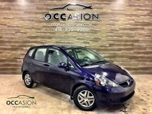 2008 Honda Fit LX AIR CLIMATISE