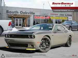 2018 Dodge Challenger T/A 392   NAPPA LEATHER   REAR CAM   PARK