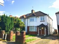 Fantastic three bedroom semi-detached family house situated in a prime location of Gunnersbury Park