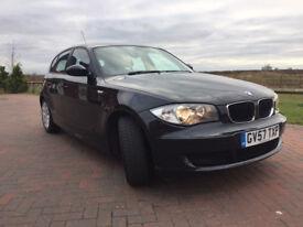 BMW 118d (140 bhp)