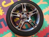 Ford Fiesta Alloy Wheel 195/45/R17