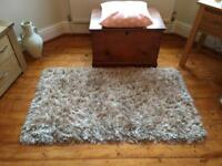 John Lewis Rhapsody Rug neutral colour Size 80 x 140 cm