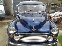 1968 four door Morris Minor