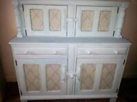 STYLISH SHABBY CHIC ERCOL DRESSER INCLUDES FREE DELIVERY.