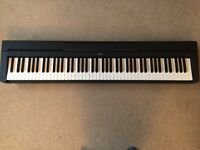 Yamaha P-35 Stage Piano. Near-mint. Any demo welcome.