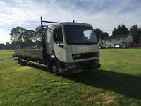 scaffolding truck 7.5 tonne