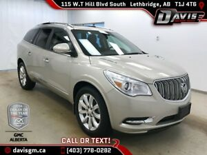 Used 2014 Buick Enclave CXL-7 Passenger, Heated/Cooled Leather