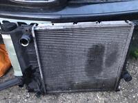 Bmw 320i radiator, e36
