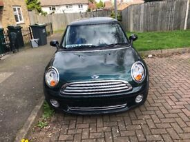 Mini one (very low mileage) cheap!!!