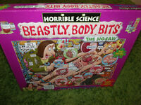 Galt Toys Inc Beastly Body Bits Horrible Science Jigsaw