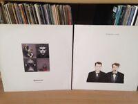 Pet shop boys albums on vinyl