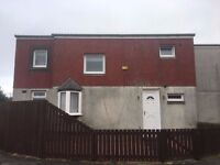 3 Bed End of Terrace house for sale. Graham way Livingston *Under OFFER*