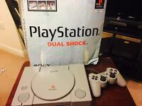 Sony play station dual shock