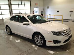 2012 Ford Fusion SEL| LEATHER| HEATED SEATS| SUNROOF| 61,346KMS Cambridge Kitchener Area image 8