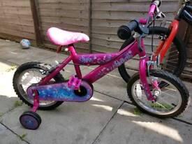 Girls todlers Bicycle