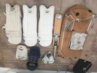 Adults cricket set
