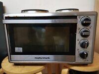 Morphy Richards 28L Mini Oven with Hob