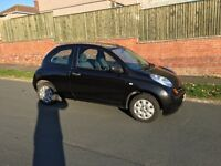 Immaculate 2004 Nissan Micra S. 1.2L . 12 Months MOT. Full Nissan Service History.