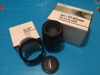 Canon EF-S 17–85mm