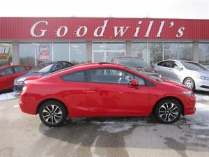 2013 Honda Civic EX! SUNROOF! BLUETOOTH!