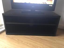 Tv stand dark brown almost black