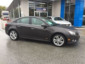 2014 Chevrolet Cruze 2LT RS Package, Leather, Sunroof