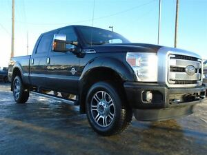 2013 Ford F-350 Platinum / Lariat / 100% Approval /