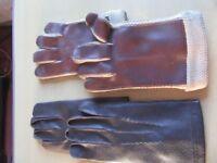 vintage gents gloves