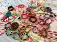 Selection of fashion jewellery