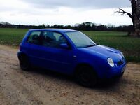 VW Lupo - low mileage great car
