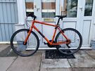 Raleigh adult mountain bike for sale good condition