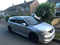 04 facelift HONDA CIVIC TYPE R ! BARGAIN NO OFFERS