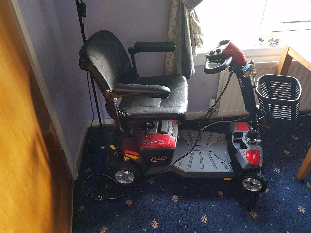 Mobility Scooter (Only used 3 times)