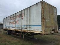 40FT LORRY CONTAINER/TRAILER/STORAGE £600