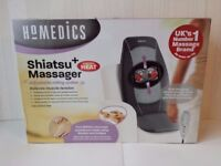 Brand New Homedics Shiatsu Heat Massager