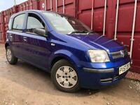 Fiat Panda 1.2 Petrol Long Mot Low Miles Cheap To Run And Insure Cheap Car !