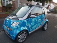 Smart car for sale Great Price! LOW MILAGE!